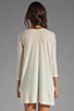 Image 2 of SUNDRY Rise and Shine Square Tunic in Sea Shell