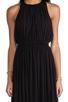 Image 4 of sen Flaviana Dress in Black