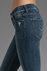 Image 5 of 7 For All Mankind Kimmie Bootcut in Grinded Blue