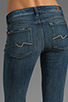 Image 6 of 7 For All Mankind Kimmie Bootcut in Grinded Blue