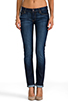 Image 1 of 7 For All Mankind Straight Leg in Nouveau New York Dark
