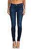 Image 1 of 7 For All Mankind The Skinny in Nouveau New York Dark