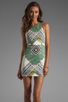 Image 1 of Shona Joy We Surrender Mini Dress in Multi