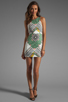 Image 2 of Shona Joy We Surrender Mini Dress in Multi