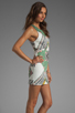 Image 3 of Shona Joy We Surrender Mini Dress in Multi