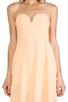 Image 4 of Shona Joy The Wanderer Maxi Dress in Apricot