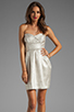 Image 1 of Shoshanna Jane Dress in Sliver