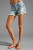 Image 1 of Siwy Britt High Waisted Shorts in Careless