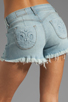 Image 6 of Siwy Britt High Waisted Shorts in Careless