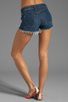 Image 3 of Siwy Jean Maud Cut-Off Shorts in Always With You