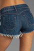 Image 6 of Siwy Jean Maud Cut-Off Shorts in Always With You