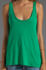 Image 3 of Soft Joie Ira Tank in Sea Green
