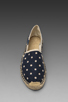 Image 5 of Soludos Polka Dot in Navy White