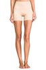 Image 1 of SPANX Slimplicity Booty Booster Short in Nude