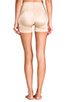 Image 3 of SPANX Slimplicity Booty Booster Short in Nude