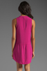 Image 4 of Splendid Tank Dress in Plum
