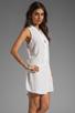 Image 3 of Splendid Tank Dress in White