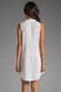 Image 4 of Splendid Tank Dress in White
