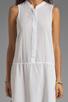 Image 5 of Splendid Tank Dress in White