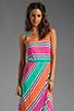 Image 1 of Splendid Cabana Stripe Dress in Parfait