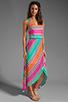 Image 3 of Splendid Cabana Stripe Dress in Parfait