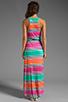 Image 4 of Splendid Cabana Stripe Dress in Parfait