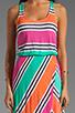 Image 5 of Splendid Cabana Stripe Dress in Parfait