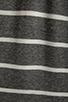 Image 6 of Splendid Short Sleeve Striped Mini Dress in Steel