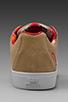 Image 3 of Supra Strike Sneaker in Tan