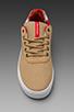 Image 4 of Supra Strike Sneaker in Tan