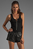 Image 1 of Style Stalker Video Games Bodysuit in Black