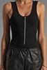 Image 4 of Style Stalker Video Games Bodysuit in Black