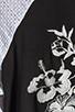 Image 6 of Style Stalker Parallel Universe Bomber Jacket in Black/White Floral