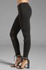 Image 2 of Style Stalker Robocop Leggings in Black