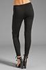 Image 3 of Style Stalker Robocop Leggings in Black
