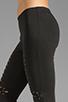 Image 5 of Style Stalker Robocop Leggings in Black