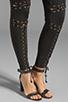 Image 7 of Style Stalker Robocop Leggings in Black