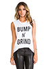 Image 1 of TEE by Style Stalker Bump N Grind Tank in White