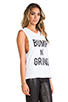 Image 2 of TEE by Style Stalker Bump N Grind Tank in White