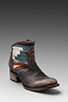 Image 1 of Freebird by Steven Kano Bootie in Brown
