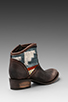 Image 4 of Freebird by Steven Kano Bootie in Brown