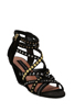 Image 2 of Steven Soulfil Sandal in Black