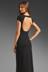 Image 1 of Susana Monaco April Maxi in Black
