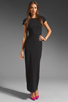 Image 2 of Susana Monaco April Maxi in Black