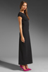 Image 4 of Susana Monaco April Maxi in Black