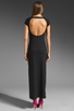 Image 5 of Susana Monaco April Maxi in Black