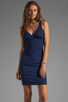 Image 1 of Susana Monaco Tank Dress in Deep Sea