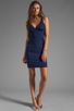 Image 2 of Susana Monaco Tank Dress in Deep Sea
