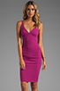 Image 1 of Susana Monaco Tank Dress in Bombshell Pink