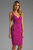 Image 3 of Susana Monaco Tank Dress in Bombshell Pink